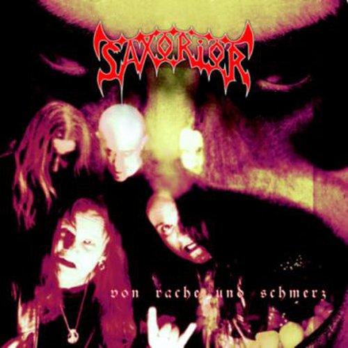 Saxorior - Von Rache und Schmerz  LP
