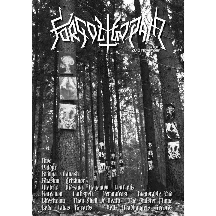 Forgotten Path Magazine # 8