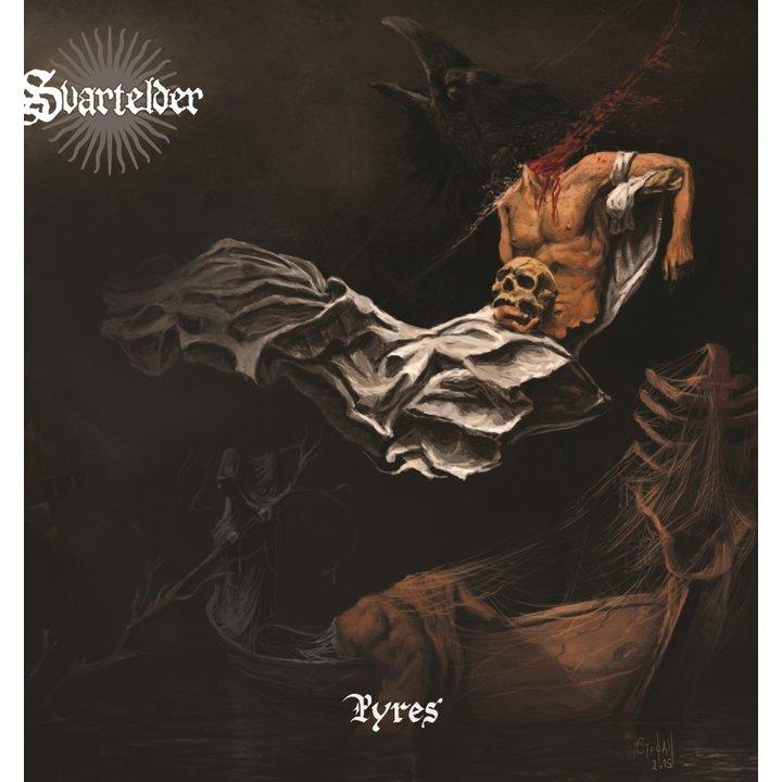 Svartelder - Pyres Digi-CD