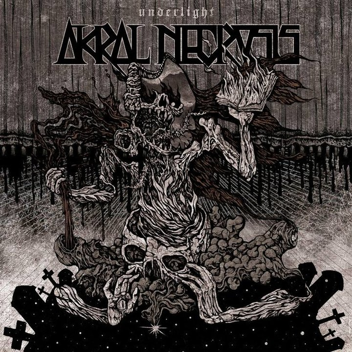 Akral Necrosis - Underlight CD