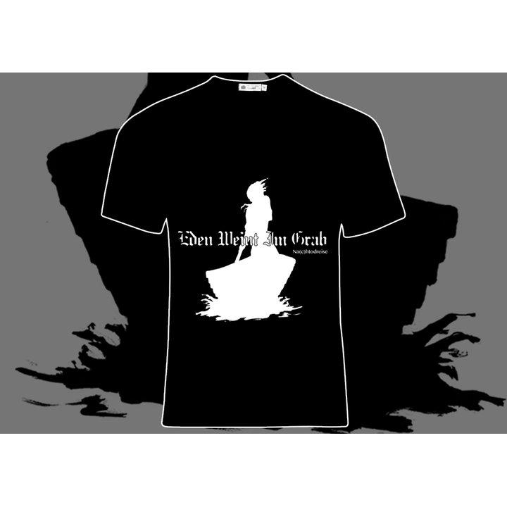Eden Weint Im Grab - Na(c)htodreise T-Shirt (Black)