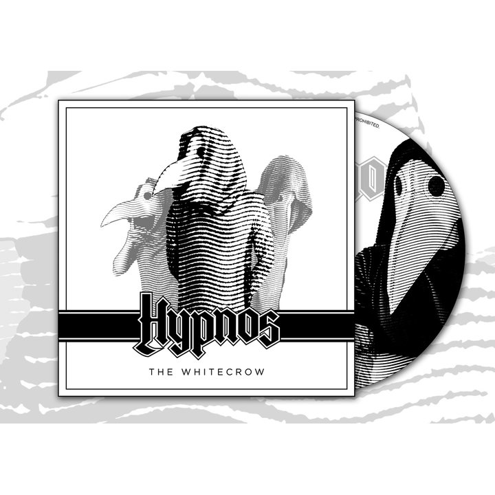 Hypnos - The Whitecrow CD