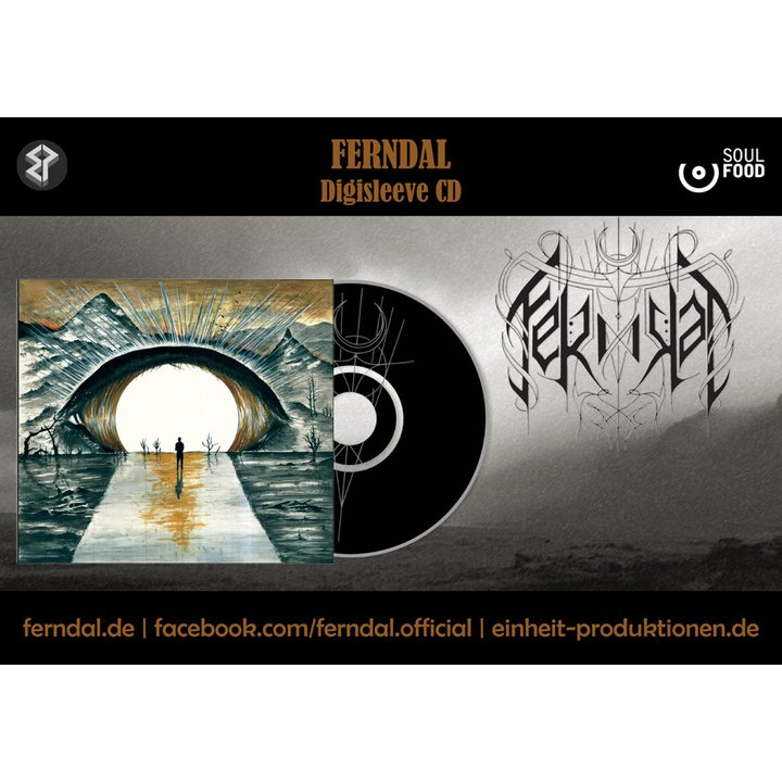 Ferndal - s/t Digisleeve-CD