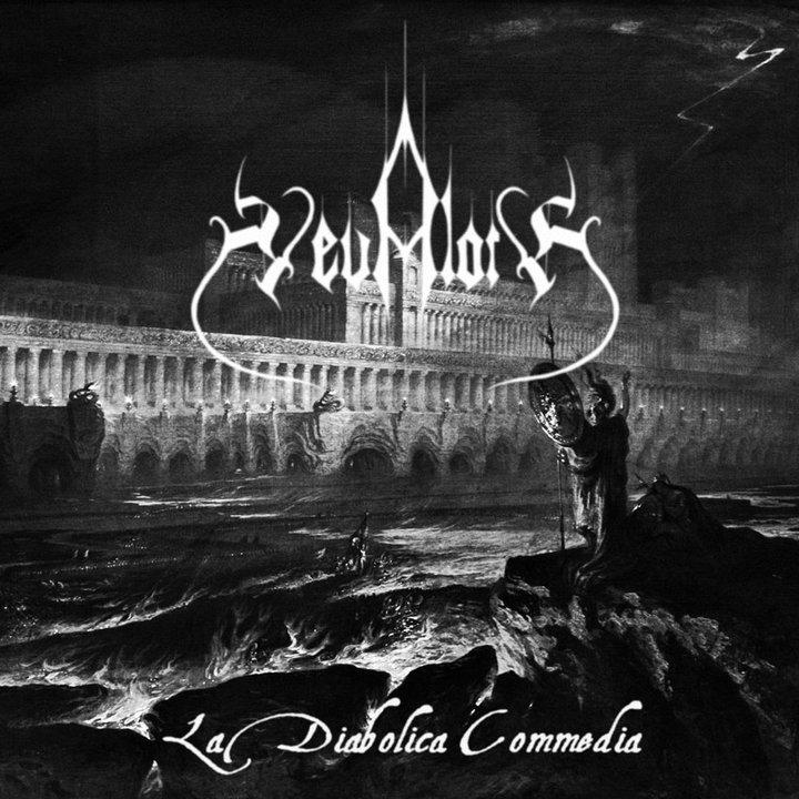 Nevaloth - La Diabolica Commedia CD