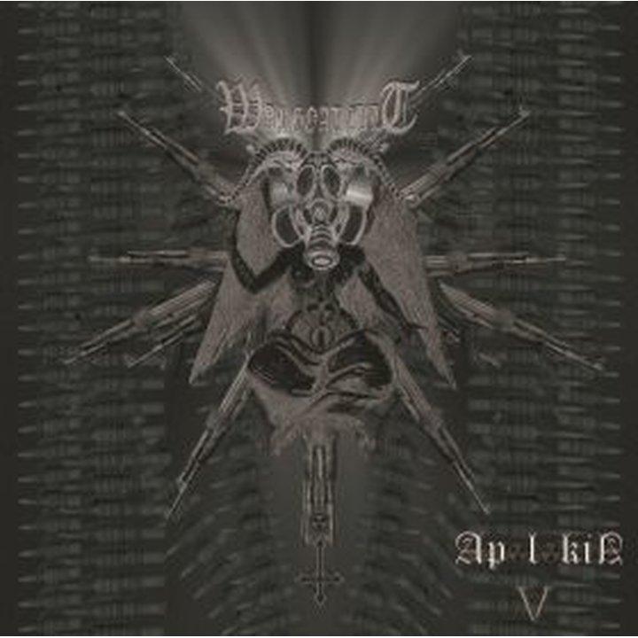 Wargoatcult - ApolokiA V CD