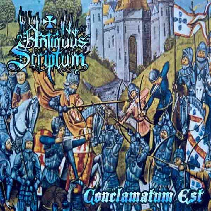 Antiquus Scriptum - Conclamatum Est CD