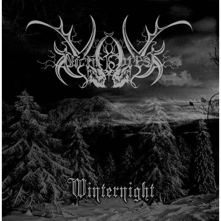 NightForest - Winternight CD