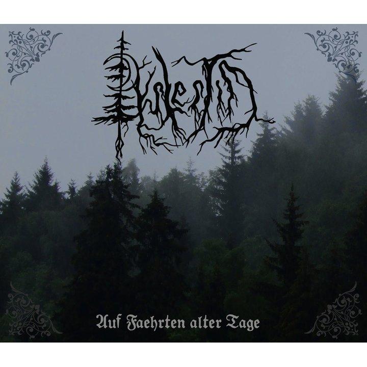 Dystertid - Auf Faehrten alter Tage Digi-CD