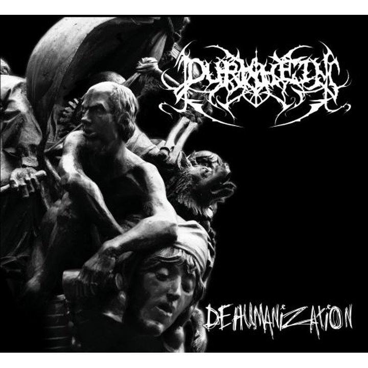 Durkheim - Dehumanization Digi-CD
