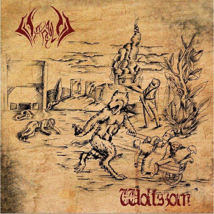 VarulV - Wolfszorn Digi-CD