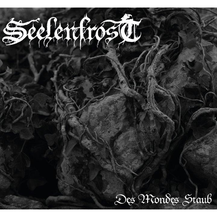Seelenfrost - Des Mondes Staub Digi-CD