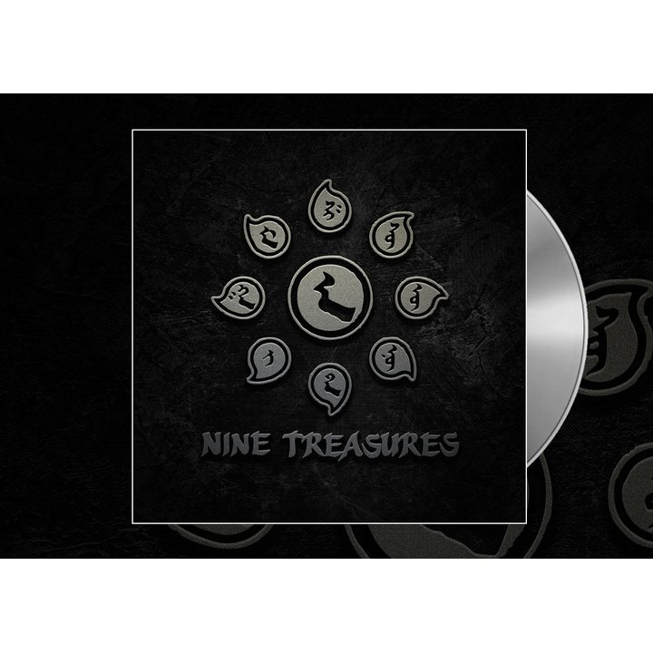 Nine Treasures - s/t  Digi-CD