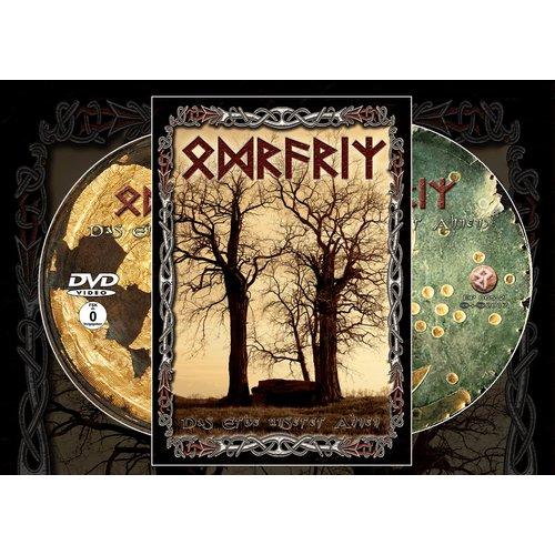 Odroerir - Das Erbe unserer Ahnen A5 Digi-CD+DVD