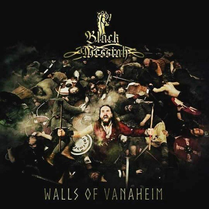 Black Messiah - Walls of Vanaheim CD