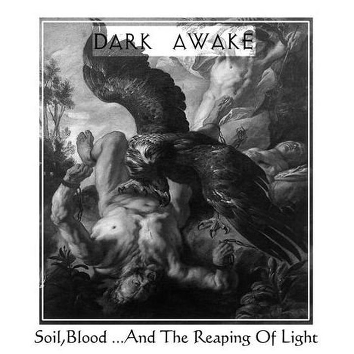 Dark Awake - Soil, Blood...And The Reaping Of Light  Digi-CD