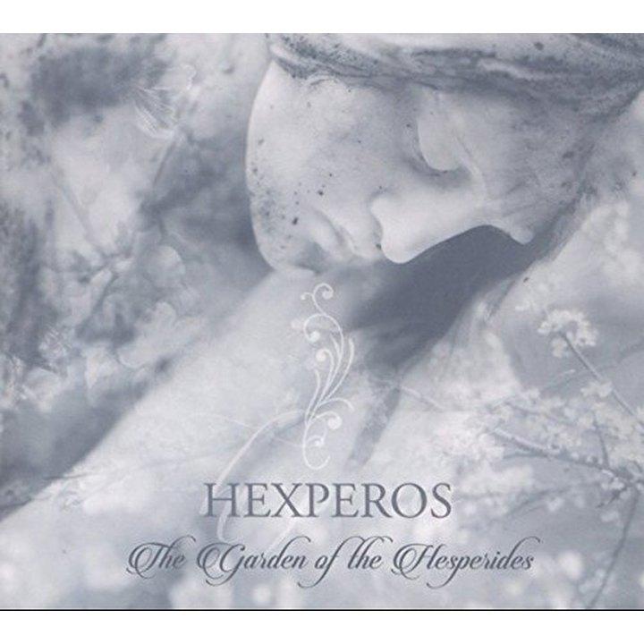 Hexperos - The Garden of the Hesperiders Digi-CD