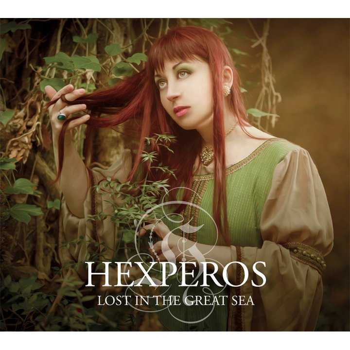 Hexperos - Lost in the great Sea Digi-CD