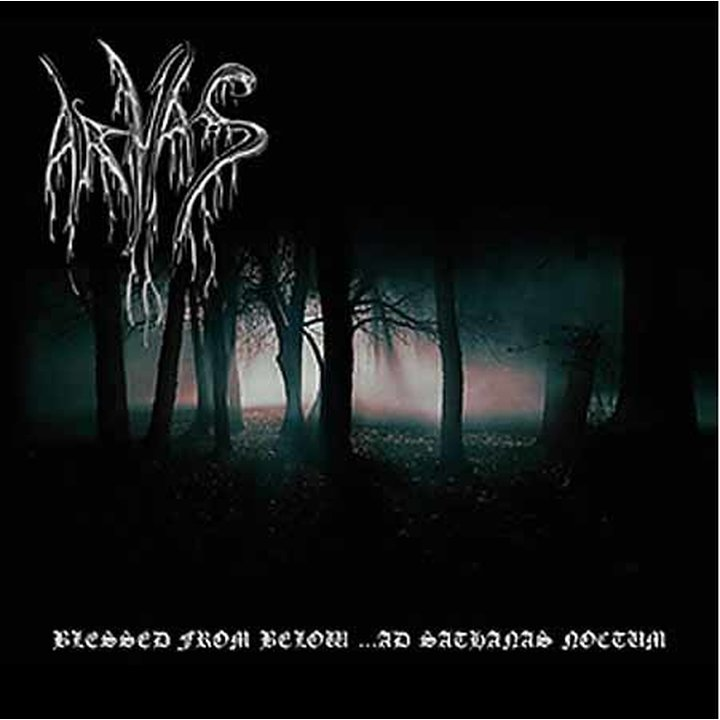 Arvas - Blessed From Below... Ad Sathanas Noctum CD