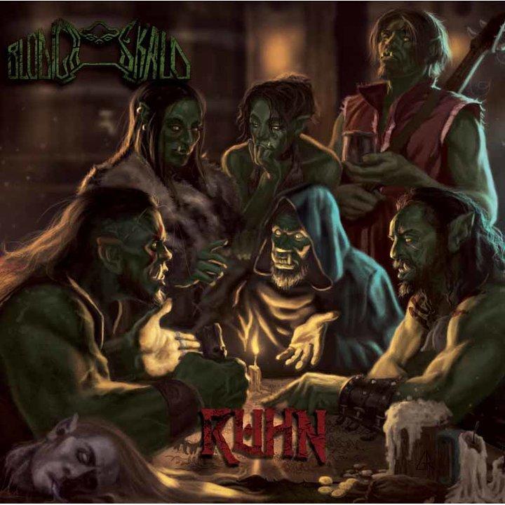 Blodiga Skald - Ruhn Digi-CD