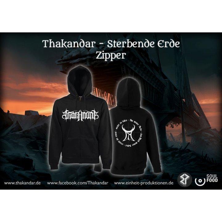 Thakandar - Sterbende Erde  Zipper-Jacke