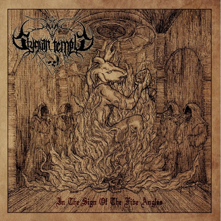 Stygian Temple - In The Sign Of The Five Angles CD