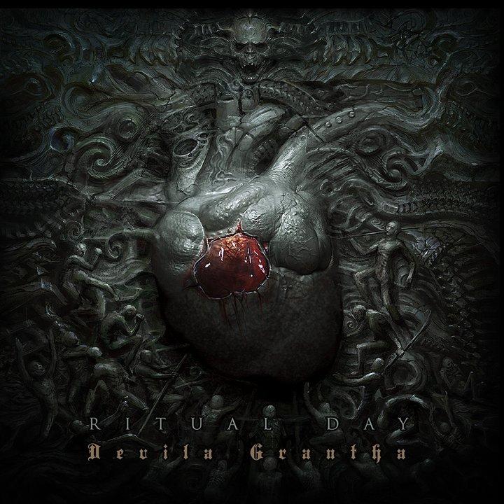 Ritual Day - Devila Grantha Digi-CD