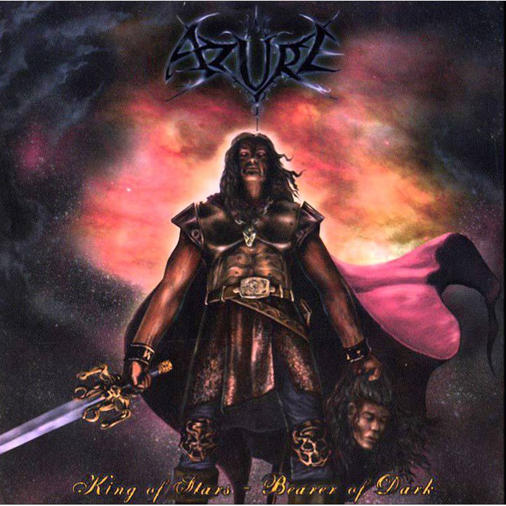 Azure - King Of Stars-Bearer Of Dark Digi-CD