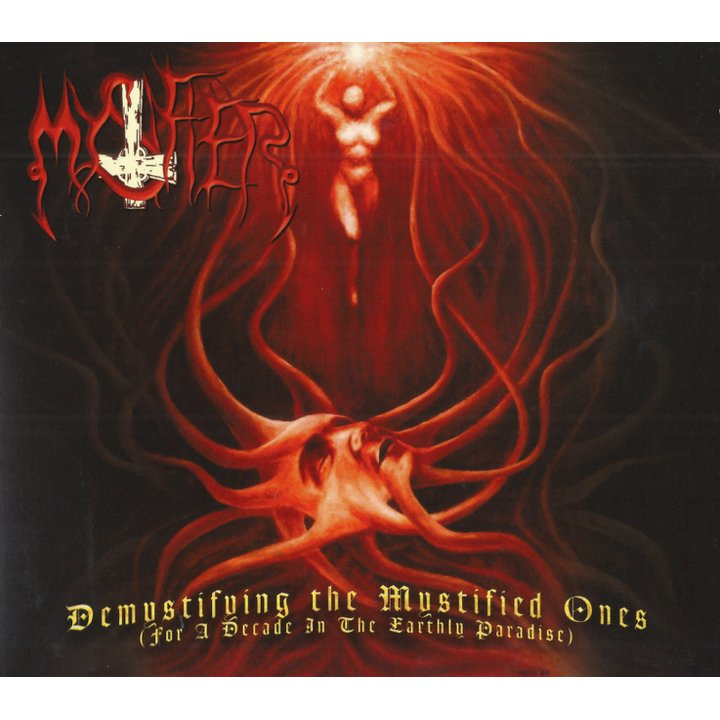 Mystifier  - Demystifying The Mystified Once For A Decade In The Earthly Paradise Digi-CD