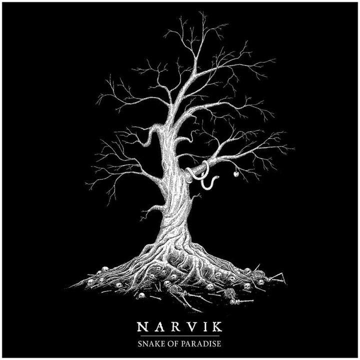 Narvik - Snake Of Paradise MCD