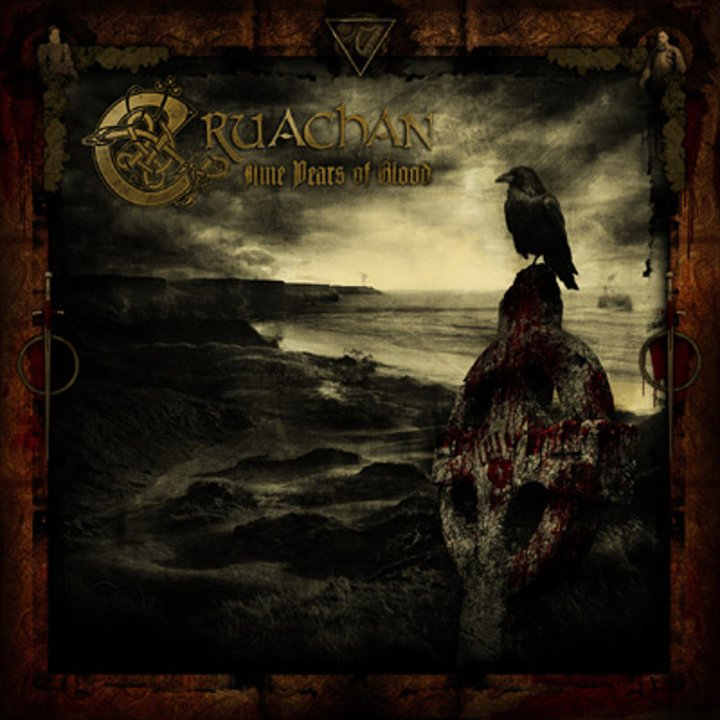 Cruachan - Nine Years Of Blood Digi-CD