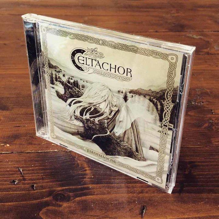 Celtachor - Fiannaíocht CD