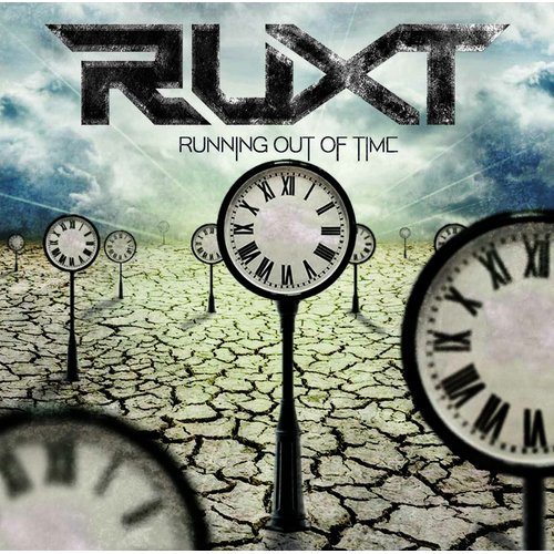 Ruxt - Running Out Of Time CD