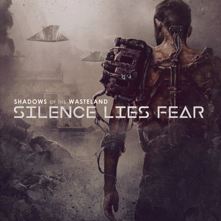 Silence Lies Fear - Shadows Of The Wasteland  CD