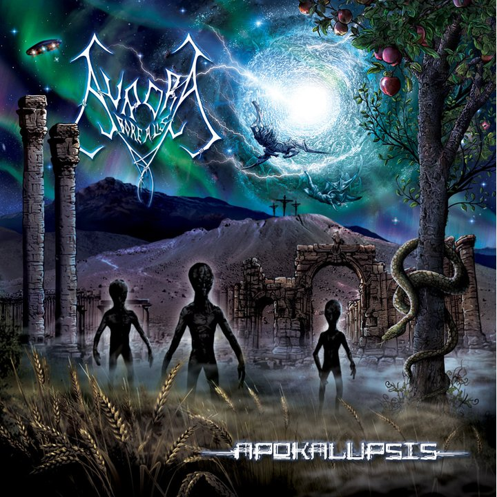 Aurora Borealis - Apokalupsis Digi-CD