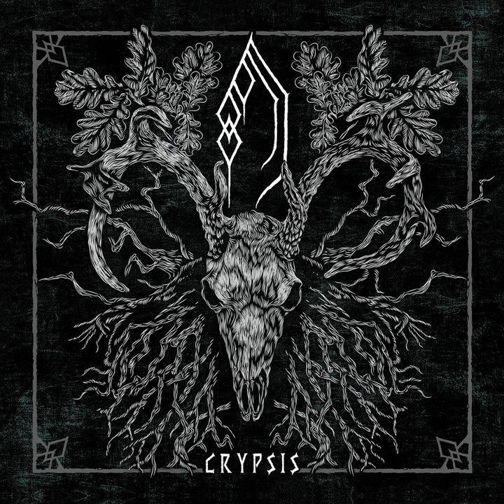 Forest Of Grey - Crypsis Digi-CD