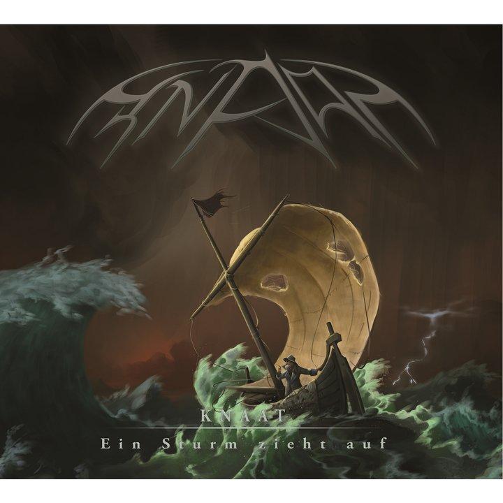 Knaat - Ein Sturm zieht auf Digi-CD