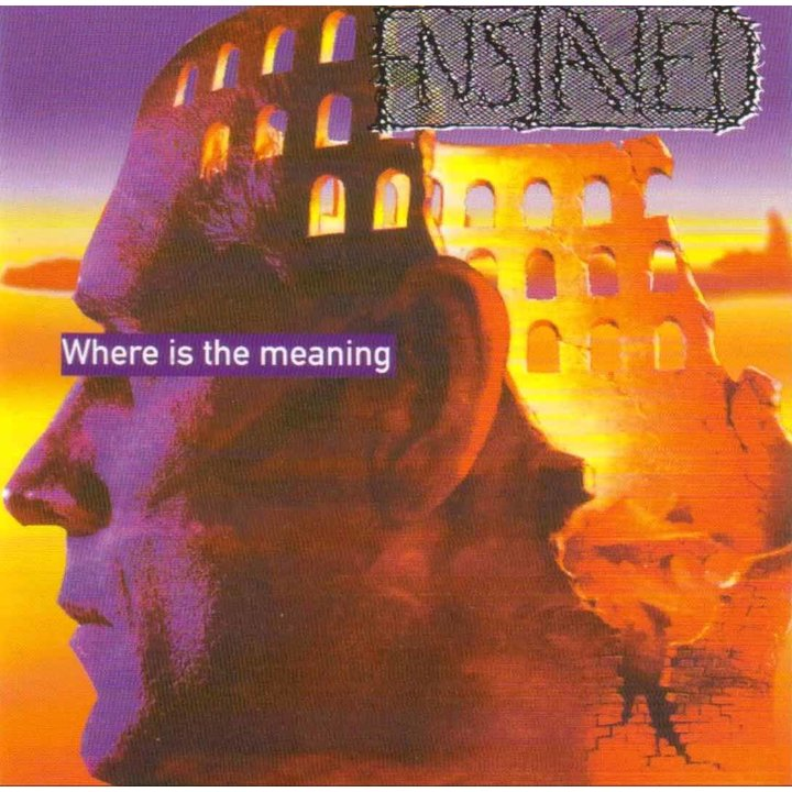 Enslaved (Ger) - Where Is The Meaning CD