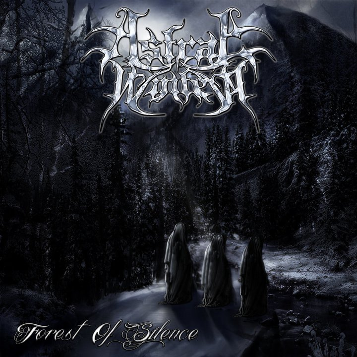 Astral Winter - Forest of Silence CD