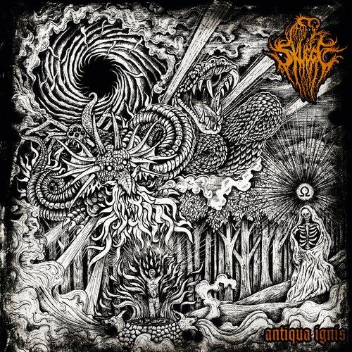 Skygge - Antiqua Ignis CD