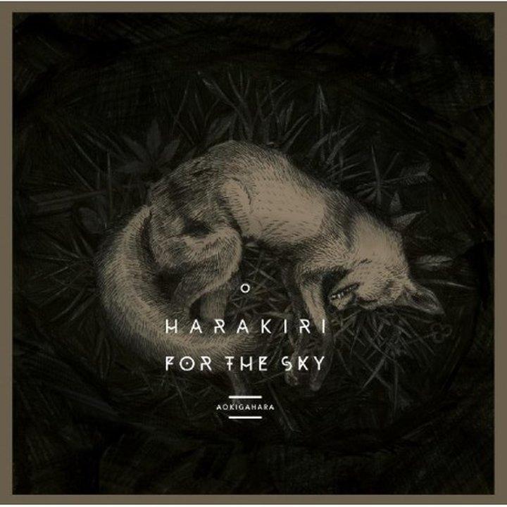 Harakiri For The Sky - Aokigahara Digi-CD