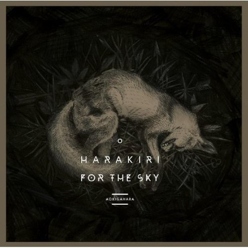 Harakiri For The Sky - Aokigahara Digi-CD