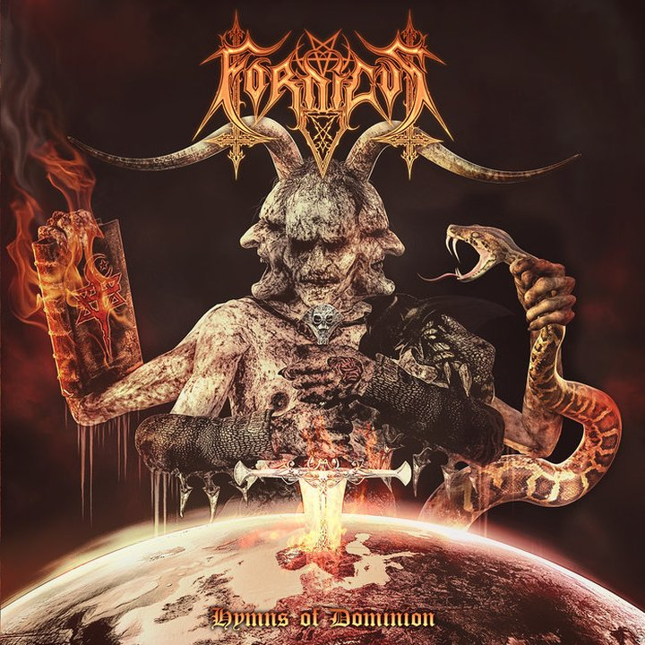 Fornicus  - Hymns Of Dominion + Unreleased Bonus Tracks Digi-CD