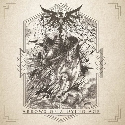 Fin - Arrows Of A Dying Age BLACK LP