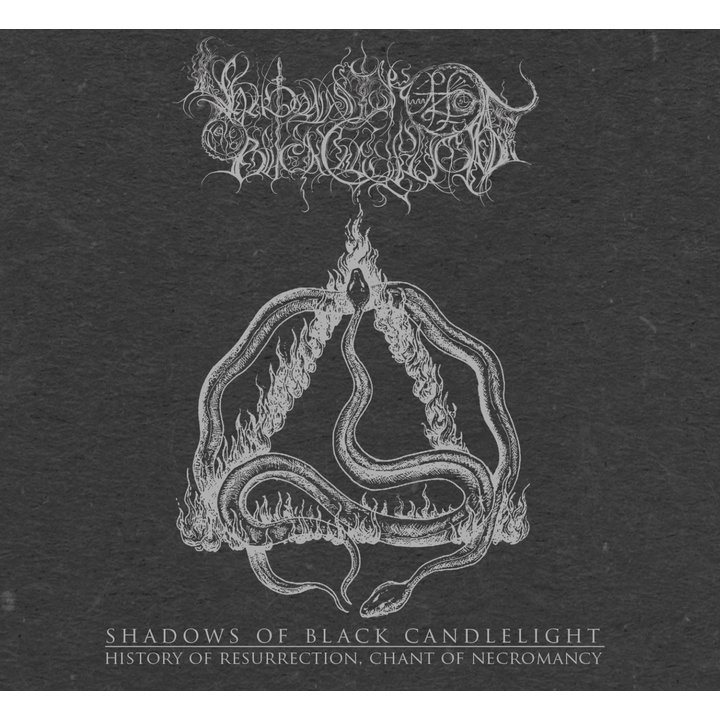 Shadows Of Black Candlelight - History Of Resurrection, Chant Of Necromancy Digi-CD