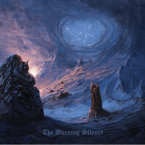 Nocturne - The Burning Silence Digi-CD