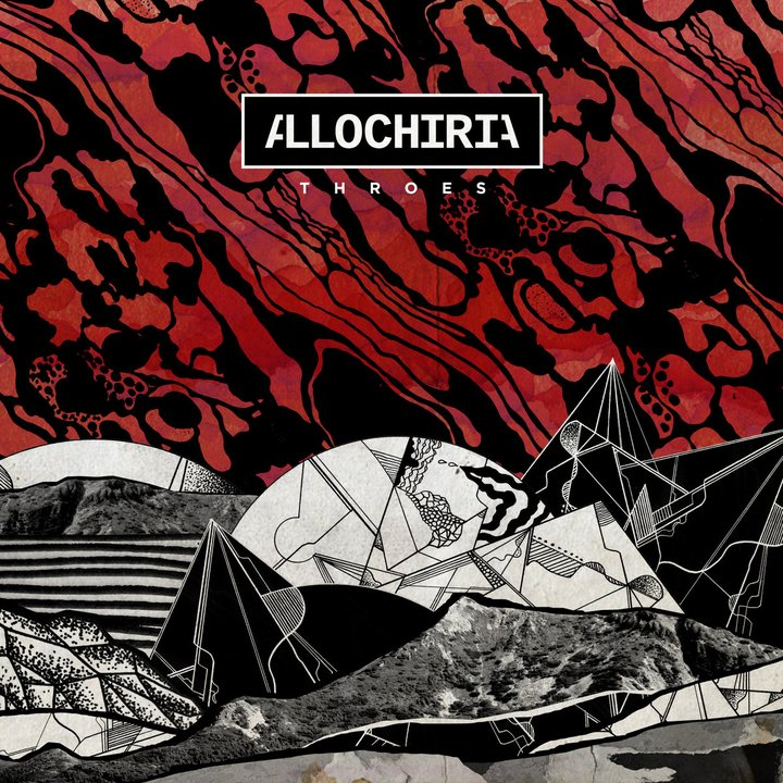 Allochiria - Throes CD