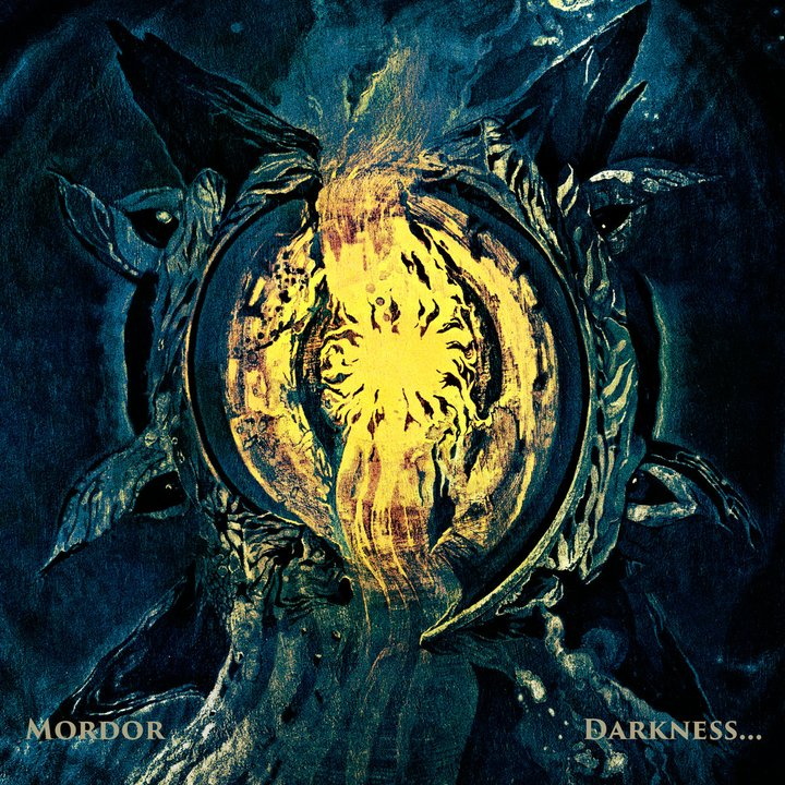 Mordor - Darkness... CD