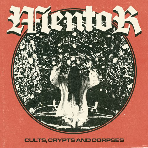 Mentor - Cults, Crypts and Corpses LP