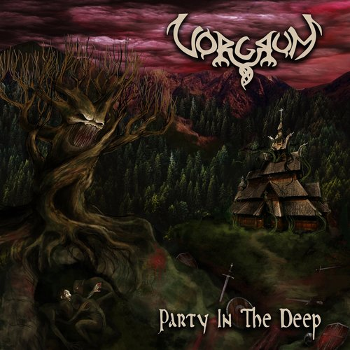 Vorgrum - Party In The Deep CD