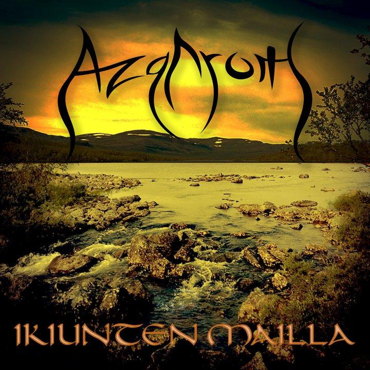 Azgaroth - Ikiunten Mailla CD